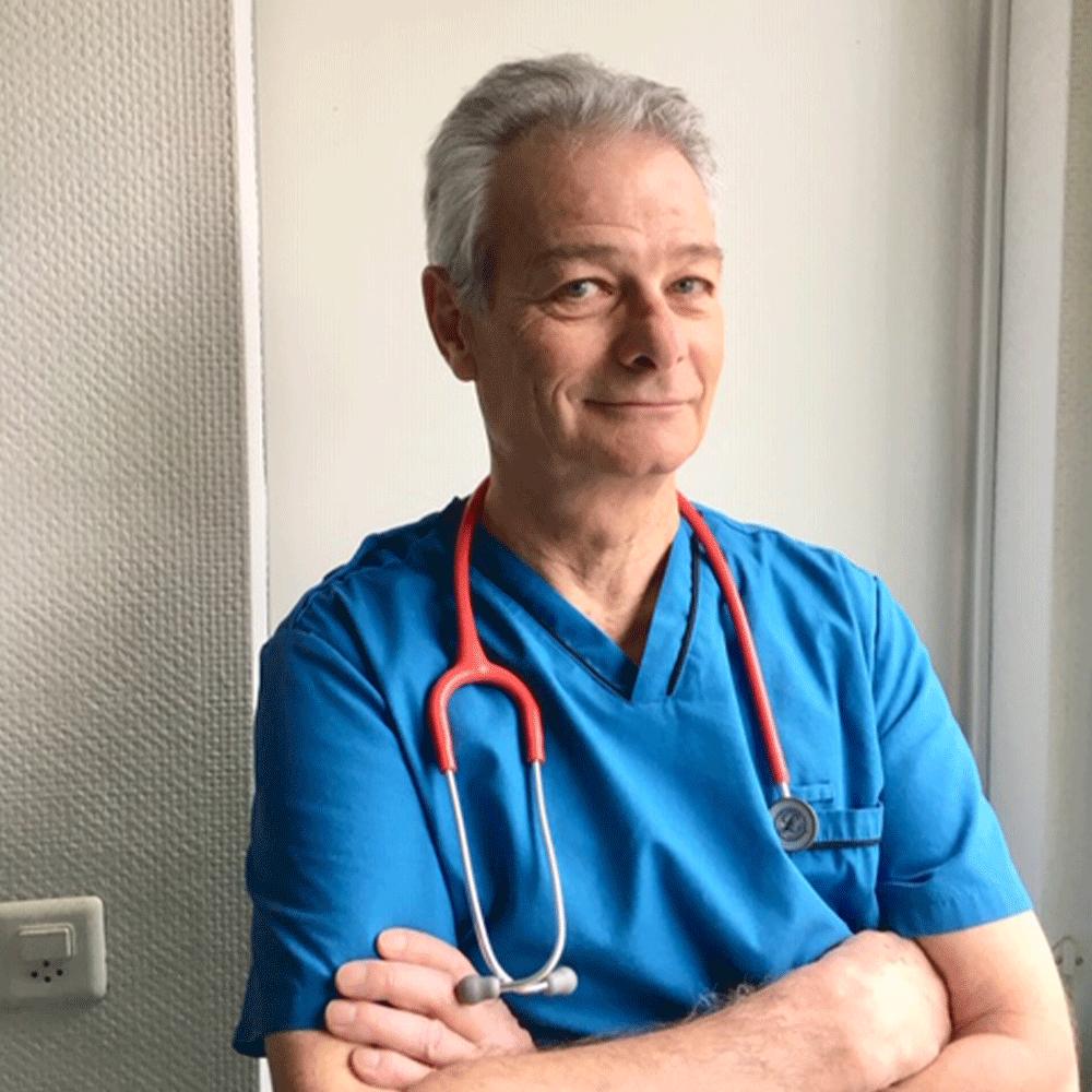Luc Gagnebin - Vétérinaire Pully