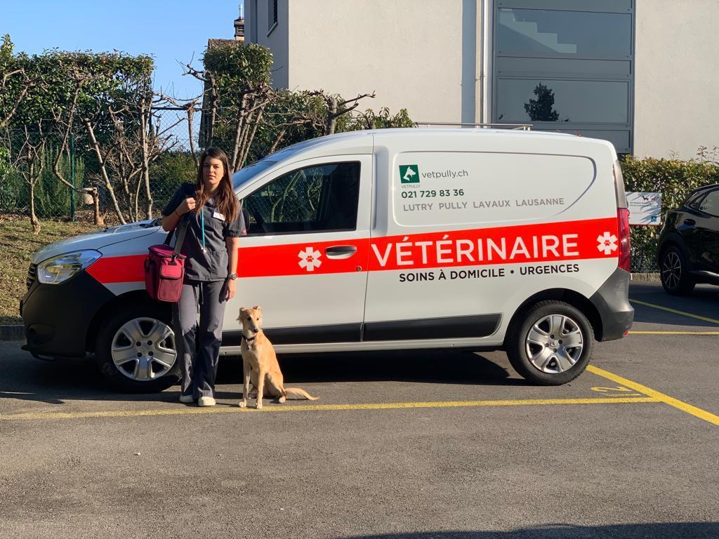 Vétérinaire à domicile Lausanne